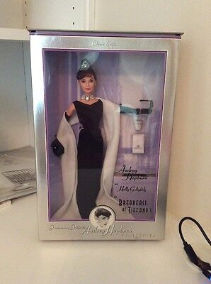 Audrey Hepburn As Holly Golightly in Breakfast At Tiffany's Classic Edition Doll