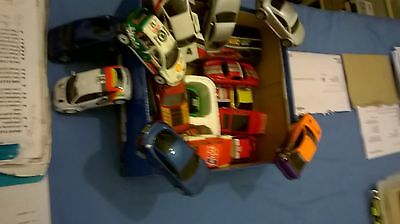 Scalextric track, controllers, cars Job lot of many sets old and new