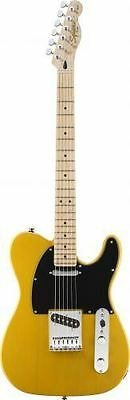 Squier by Fender Guitar Pack Telecaster with Frontman- Butterscotch Blonde