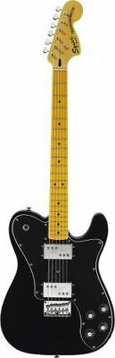 Squier by Fender Vintage Modified Telecaster Deluxe - Black