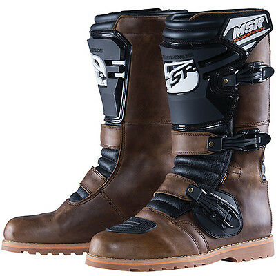 MSR Dual Sport Boots Boot Adventure Touring Dualsport Offroad ATV SIZE 11