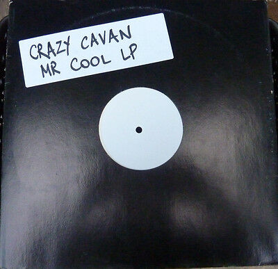 Crazy Cavan Mr Cool Vinyl Album Test Pressing CR30203 1979 MINT unplayed