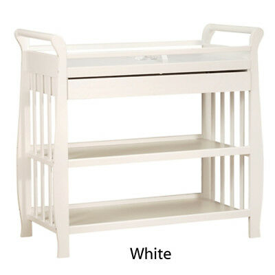 AFG Nadia Changing Table, White - 3353W