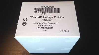 Magic: the Gathering - MOL Fate Reforged Full Set *FOIL*
