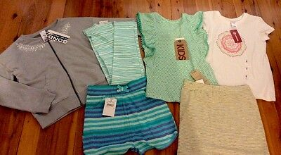Bulk Lot Of Girls Clothing Brand New With Tags Size 5 6 Bonds Cotton On Target