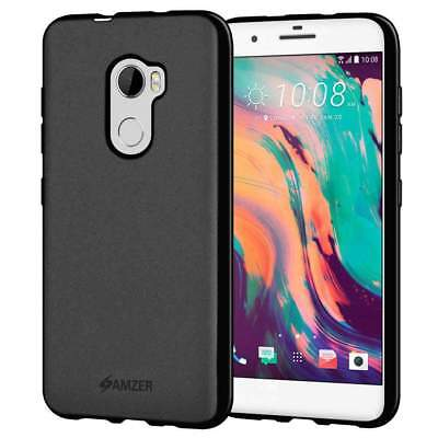 For HTC One X10 Shockproof Hybrid Case Silicone Bumper Soft TPU Skin Fit Cover