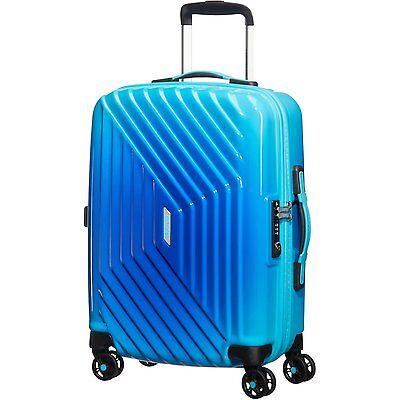 Trolley / Bagaglio Da Cabina American Tourister Air Force 1 Spinner Nuovo