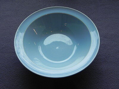 Taylor Smith Taylor Luray Pastel Pale Blue Round Serving Bowl
