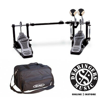Mapex P701TW Double Kick Pedal with Carry Bag
