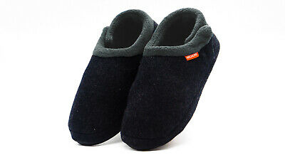 Archline Orthotic Indoor & Outdoor Closed Slippers in Charcoal -CHOOSE YOUR SIZE