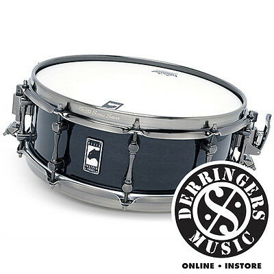 """Mapex Black Panther Black Widow Maple 14x5"""" Snare Drum"""