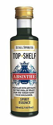 Still Spirits Top Shelf Spirit Essences ABSINTHE