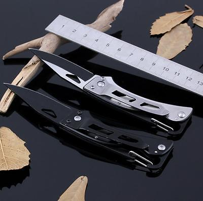New Outdoor Survival Camping Tactical Hunting Fishing Folding Blade Pocket Knife