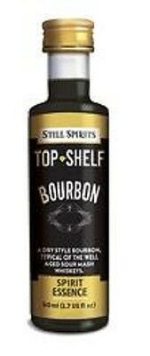 Still Spirits Top Shelf Spirit Essences BOURBON