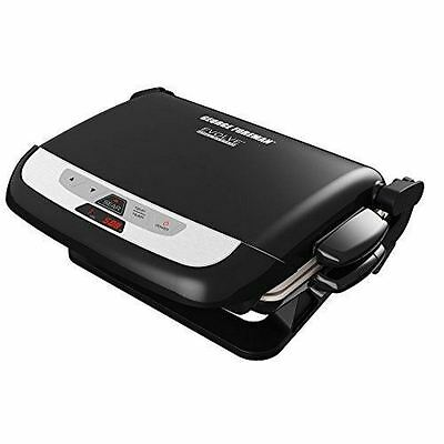 George Foreman GRP4842MB Multi-Plate Evolve Grill, (Ceramic Grilling Plates, an