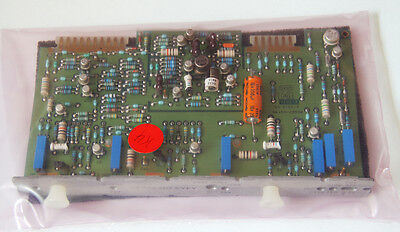 Platine ( Elektronik ) aus einem HP Spectrum Analyzer Display HP 85662-60139