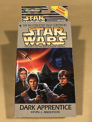 Star Wars Micro Machines Epic Collection Dark Apprentice