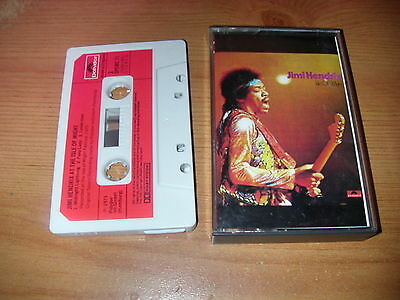 Jimi Hendrix    At The Isle Of Wight      Cassette