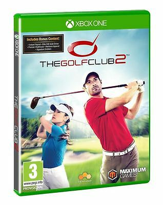 The Golf Club 2 Xbox One Game - Brand New And Sealed