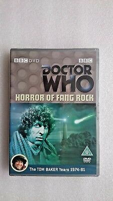 Doctor Who - Horror Of Fang Rock (DVD, 2005) - NEW and SEALED - Tom Baker