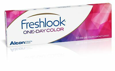Alcon FreshLook One-Day, Tageslinsen