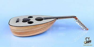 Arabic Professional Electric Oud Ud String Instrument AAOK-206G