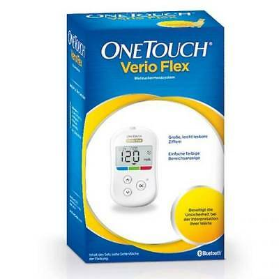 One Touch Verio Flex glucometro system kit