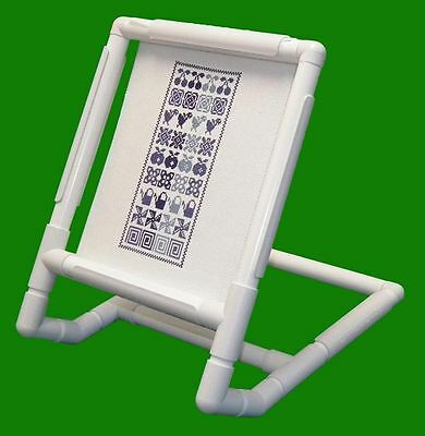 R & R Craft Frames - small lap clip frame - for cross stitch and embroidery