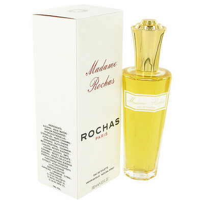 Madame Rochas 100 ml Eau de Toilette Spray 100ml  neu / OVP / Folie