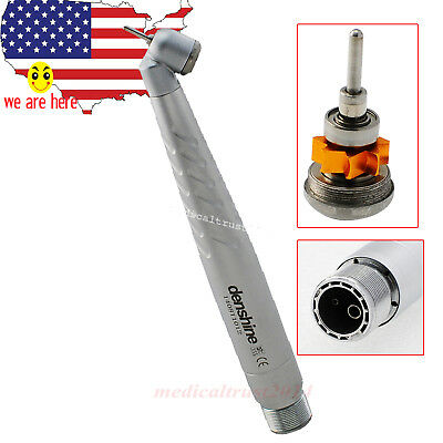 Kavo Style Dental 45 Degree Surgical Handpiece High Speed Push Turbine 2HOLE