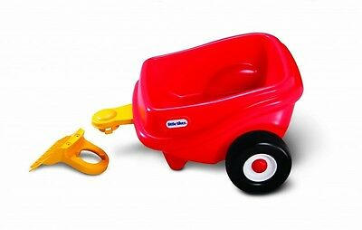 Little Tikes Cozy Coupe Trailer Fits Childrens Cozy Coupe Ride-on Toy - Red