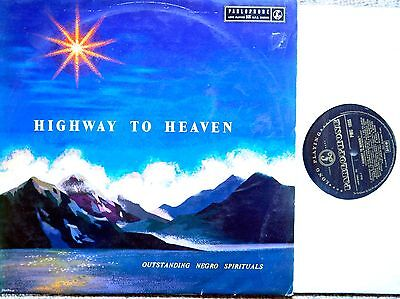 Highway To Heaven UK LP 58 Gold Parlophone Soul Trumpeteers Patterson Singer LP