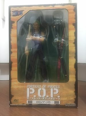 Megahouse P.O.P. Series Roronoa Zoro Japanese Version