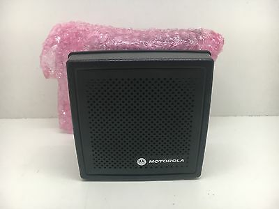 Globe Roamer Motorola HSN4032 13 Watt Speaker Suits XTL2500 XTL5000 Mobile Radio