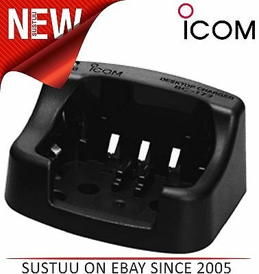 Icom BC-173 Slow Desktop charger - Cradle only (Li-Ion only) - M33 / M35