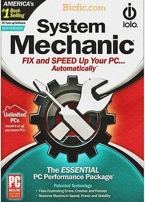 IOLO System Mechanic - Fix and Speed up your pc - Best seller in the USA