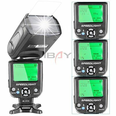 Neewer NW-562 TTL Flash Speedlite Speedlight for Canon Camera Digital DSLR