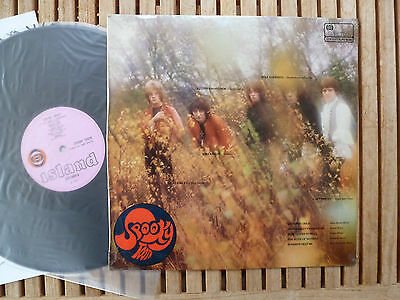 LP - Spooky Tooth - Its all about (NM/M-) Island ILPS 9080 - pink label