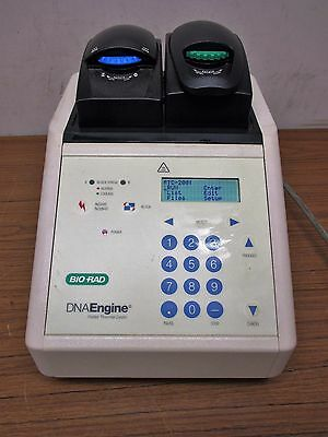 BioRad PTC0200 DNA Engine Thermal Cycler & Alpha Unit Block