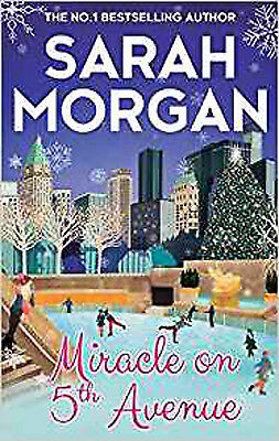 Miracle On 5th Avenue (From Manhattan with Love, Book 3), New, Morgan, Sarah Boo