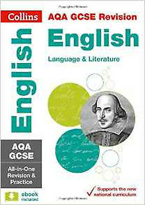 AQA GCSE English Language and English Literature All-in-One Revision and Practic