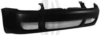 Vw Golf Mk4 Iv R32 Look Front Bumper Abs Plastic Inc Grill