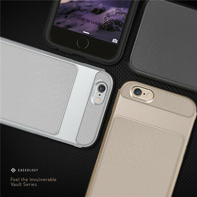 Shock Proof Heavy Duty Hybrid  Bumper Case Cover for iPhone 6 6S