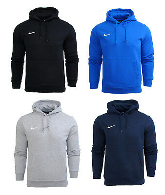 Nike Boys Junior fleece Hoodie Sweatshirt Jumper Hooded Hoody Sweater