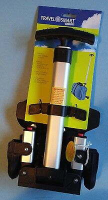 Conair Travel Smart TS39LC Extra Compact Luggage Cart 50 lb Capacity 2 Caster