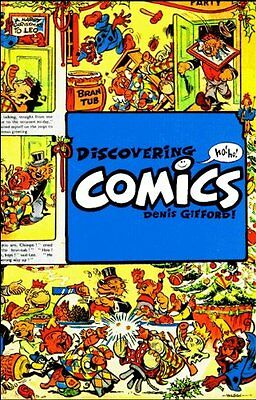 Discovering Comics By Denis Gifford