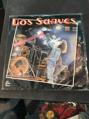 Los Suaves Lp De. 1988