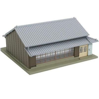 KATO 23-481 N Scale Gauge GABLE ROOF HOUSE 2 STORE Train Decoration