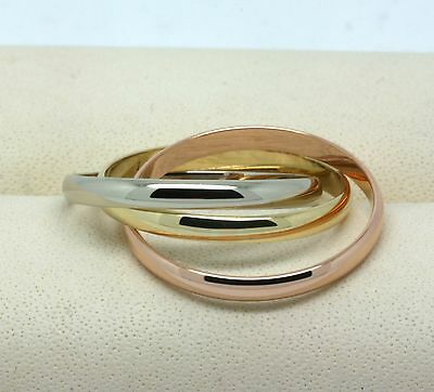 CARTIER Trinity Ring 18kt Gold RW54