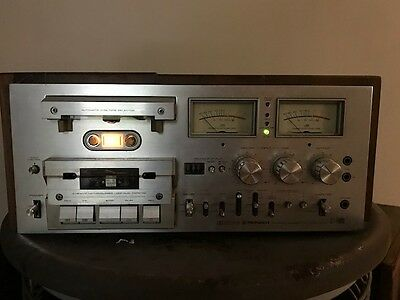 Pioneer CT-F1000 Stereo Cassette Deck Tape Recorder Player Parts or Repair